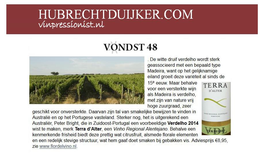 Hubrecht Duijker - maandmagazine november 2015
